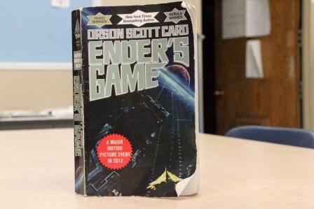 Book chatter with Kat and Monica; Enders Game by Orson Scott Card