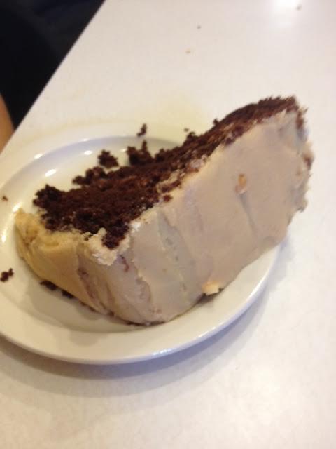 Chocolate Peanut Butter Cake - $4.95/slice