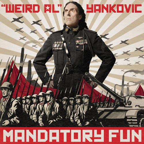 Mandatory Fun - Weird Al Review