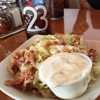 The Chopped Salad (Lunch Special)