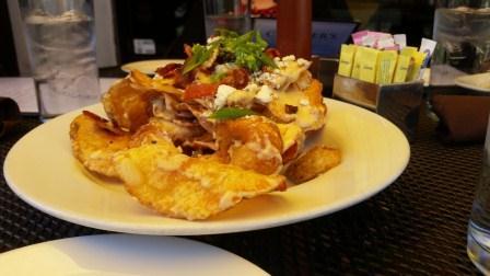 Blue Cheese Potato Chip starter
