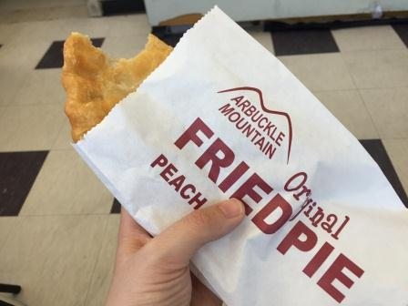 September Food Review: Arbuckle Mountain Fried Pies