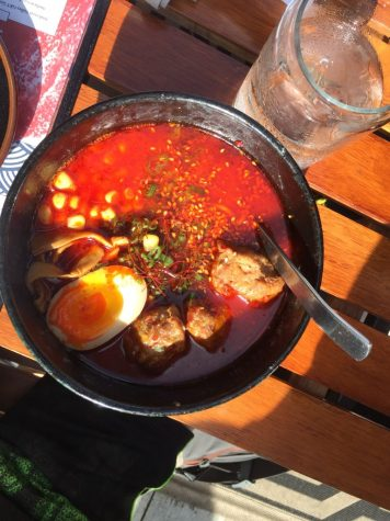 November Food Review: Goro Ramen and Pie Junkie