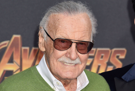 Mandatory Credit: Photo by Broadimage/REX/Shutterstock (9641461cd) Stan Lee