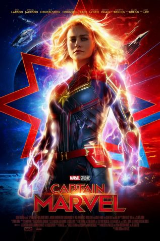 Captain Marvel soars to the top of box office