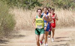 Navigation to Story: Cross country sets records, tackles challenges